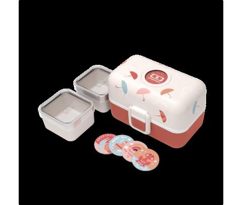Caja Bento Infantil MB Tresor Paraguas