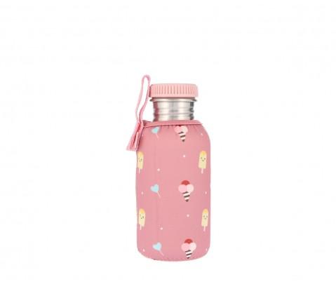 Botella acero con funda Sugary 500 ml