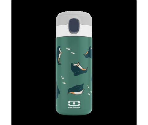 Botella Isotérmica MB Pop Pingüinos