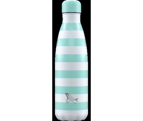 Botella Isotérmica Inox 500 ml Chilly´s Dock and Bay Menta