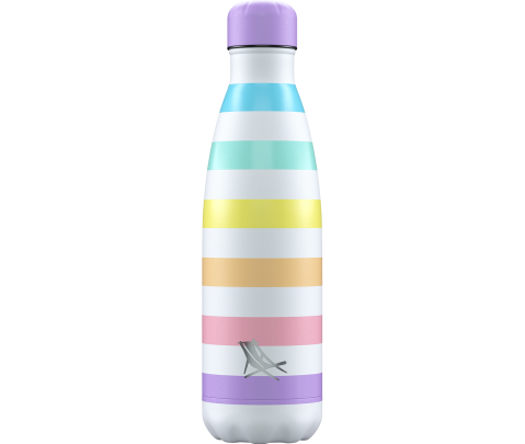 Botella Isotérmica Inox 500 ml Chilly´s Dock and Bay Rainbow
