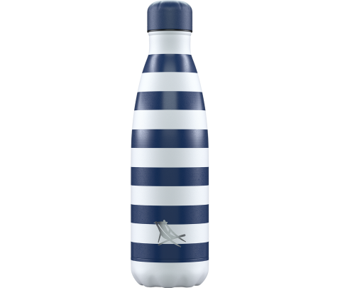 Botella Isotérmica Inox 500 ml Chilly´s Dock and Bay Navy