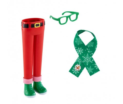 The Elf on the Self vestuario Claus Couture Hipster