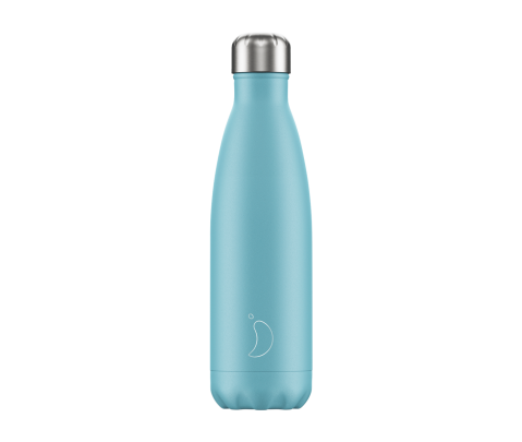 Botella isotérmica  inox 500 ml Chilly´s color liso