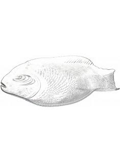 Fuente cristal pez 35*25 cms