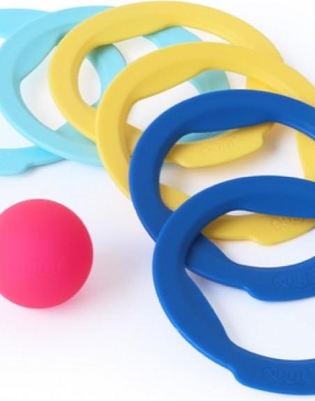 Ringo 6 anillas y pelota