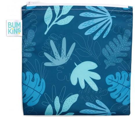 Bolsa Snack Bumkins 18*18 cm Blue Tropic