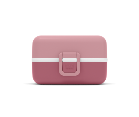 Caja Bento Infantil MB Tresor Rose-Blush