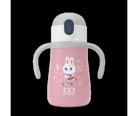 Botella Isotérmica MB Stram Rosa Bunny
