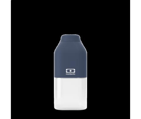 Botella 330 ml MB Positive S Azul Infinity