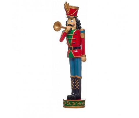 Soldado Trompetista 123 cm