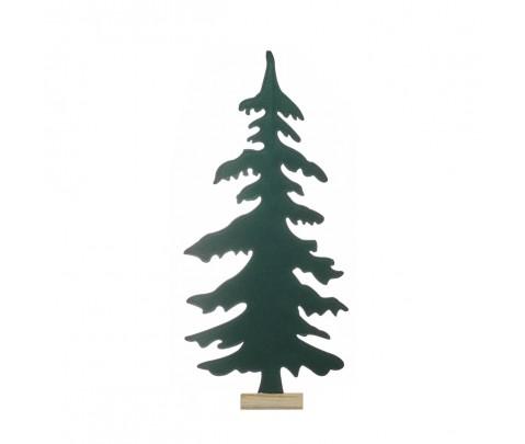 Figura árbol fieltro 103 cm