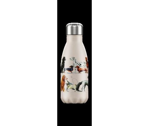 Botella Isotérmica Inox 260 ml Chilly´s Dogs Emma Bridgewater