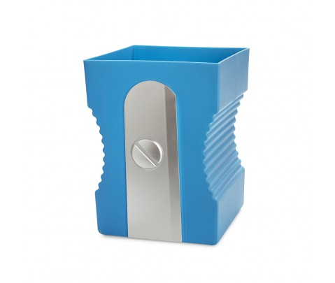 Papelera Sharpener Azul