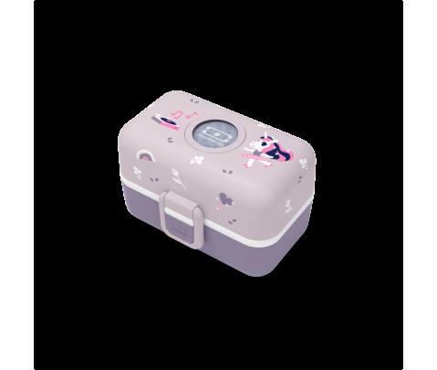Caja Bento Infantil MB Tresor Unicornio