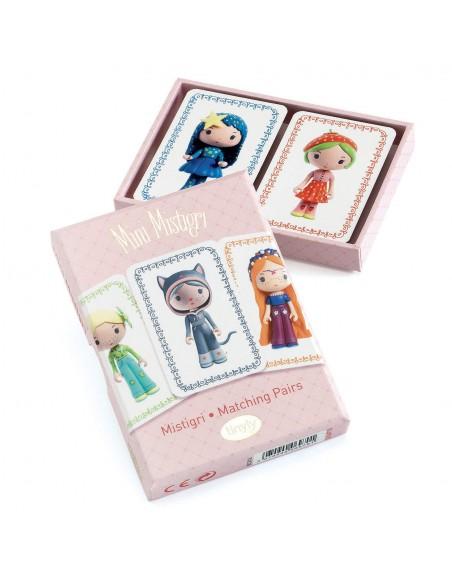 Tinyly Mini Mistigri juego de cartas